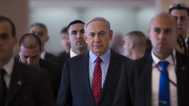 Prime-Minister-Benjamin-Netanyahu